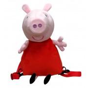 Mochila Peluche Peppa Pig 3D - CyP Brands Evolution