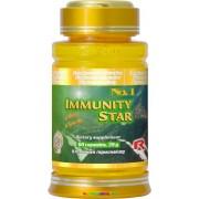 Immunity Star 60 db kapszula gyógynövényekkel - StarLife