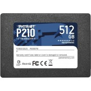 SSD Patriot P210 512GB SATA3 2.5