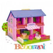 Къща за игра с кукли WADER