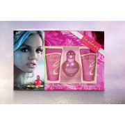 Fulfilled by Wowcher £14 instead of £32.89 for a Britney Spears Fantasy gift set - get a 30ml EDP, 50ml body souffle and 50ml shower gel and save 57%