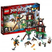 Lego - ninjago isola di tiger widow