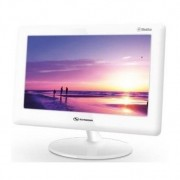 "Televisor Schneider 901 PVR Blanca 9"" USB 2.0 LED MP3 SD"