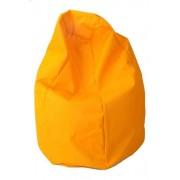 Sedací vak žlutý
