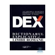 Dex - dictionar explicativ al limbii romane. Ed. 2012