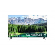 "LG 49SM8500PLA LED TV 49"" NanoCell UHD, WebOS ThinQ AI, Cinema screen, Crescent stand, Magic remote"