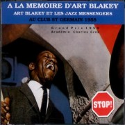 Art Blakey - Au Club St.Germain 1958 (2CD)
