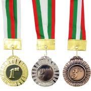 Medalie de 6,5 cm.