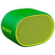 Altavoz Sony Srsxb01g Verde/ Inalambrico/ Extra Bass/ Resistente Al Agua