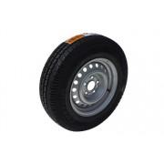 UNITRAILER Versterkt wiel Ovation voor zware aanhangwagens 185 R14 C Unitrailer