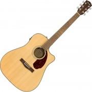 Fender CD-140SCE NAT Westerngitarre inkl. Koffer