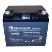 Acumulator 12V 38Ah VRLA, AGM 197x166x174 FBinternational for ROMBAT