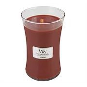 Woodwick Redwood Large Jar Retail Box No warranty