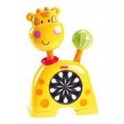 Fisher-Price Discover 'n Grow Push 'N See Kaleidoscope Giraffe