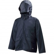 Helly Hansen Kids Junior Voss Rain Jacket Navy 164/14