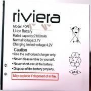 INTEX AQUA STAR 5.0 RIVIERA BATTERY