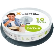 XLYNE 2010000 - xlyne DVD-R 4,7GB, 16x Speed, Spindle 10