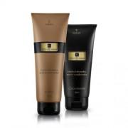 Kit Shampoo e Condicionador Velvet Premium Eudora