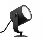 Philips Hue White & Color Ambiance Lily XL Lampe de jardin basse tension LED, noir