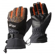 Guantes Snow Day B-Dry Glove Teen Grafito Lippi