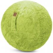 Sitting Ball Zitbal Fluffy 65 cm - Groen
