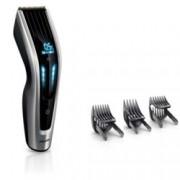 Машинка за подстригване Philips HC9450, Hair Clipper Series 9000, титанови ножчета, до 120 мин. с едно зареждане, черна