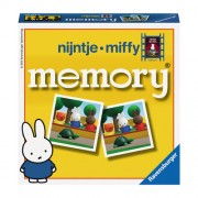 Ravensburger nijntje mini-memory kinderspel