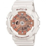 Casio Baby-G Analog-Digital White Dial Womens Watch - BA-110-7A1DR (BX016)