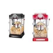Great Northern Popcorn Little Bambino popcornmaskin + bägare Svart