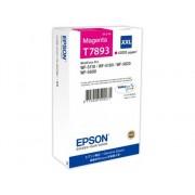 Epson Cartucho de tinta original EPSON T789 34,2 ml , Magenta, Alta, XXL, C13T789340