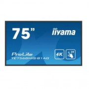 """iiyama 75 """" TE7568MIS Interactive Display TE7568MIS-B1AG"""