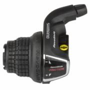 Maneta schimbator stanga-fata Shimano Tourney REVO SL-RS35-LN