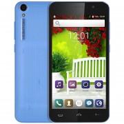 Celulares HOMTOM HT16 PRO 4G 5.0'' 16GB Smartphone Desbloqueado -Azul EU Plug