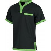 Casaca B9600 combinada de manga corta. Combinada