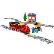 Lego Конструктор Lego Duplo Поезд на паровой тяге 10874