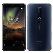 Nokia 6.1 Dual SIM, kék