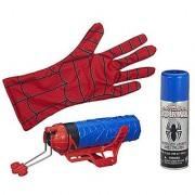 Marvel Ultimate Spider-Man Web Warriors Spider-Man Color Shock Slinger (Classic)