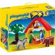 SCENA DE CRACIUN 1 2 3 Playmobil