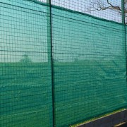 Protectie de vant pentru terenuri de tenis