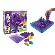 Spin master kinetic sand box set 6024397