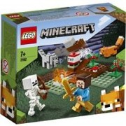 LEGO 21162 LEGO Minecraft Tajgaäventyret