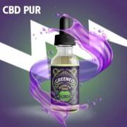 Greeneo E-Liquide Booster CBD (Cannabidiol) 500 / 1000 mg (Greeneo)