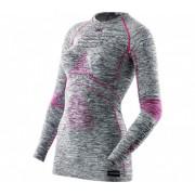 X-Bionic - Accumulator Evo Melange overhemd Dames skiën ondergoed