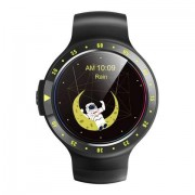 "Mobvoi Ticwatch Sport smartwatch Nero, Giallo OLED 3,56 cm (1.4"") GPS (satellitare)"