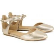ALDO Women Gold Flats