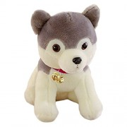 Baybee Premium Dog Doll Toys Animals Cartoon Plush,Giant Stuffed Animal, Plush Toy, Gifts for Kids ( Grey )
