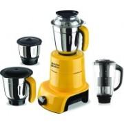 SilentPowerSunmeet MG17-MA-Gla-95 750 W Juicer Mixer Grinder(Yellow, 4 Jars)