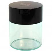 Кутия За Съхранение На Кафе Vaccuum Черна/Прозрачна 250gr