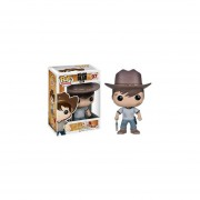 Funko Pop Carl The Walking Dead Hijo De Rick Grimes-Multicolor