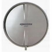 Vas expansiune circular-plat pentru centrala Ø325 10L AQUASYSTEM